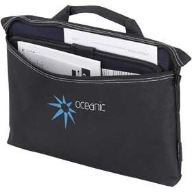 Zipper Conference Bags