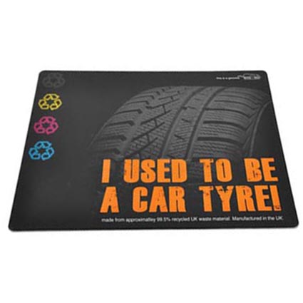 Brite Mat Tyre Mouse Mats Personalised Mouse Mats