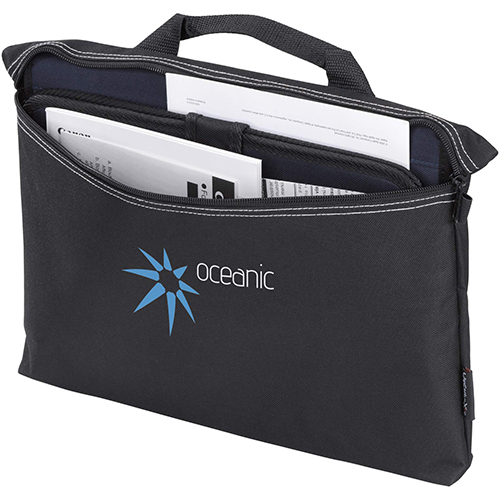 Promotional Zipper Conference Bags for exhibitions